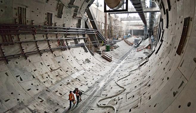 Alaskan Viaduct. Seattle, WA