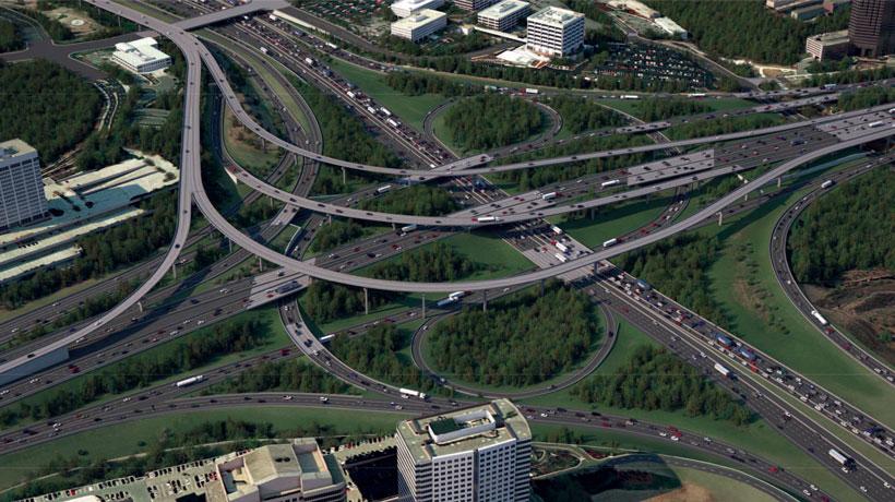 Northwest Corridor Project. Atlanta, GA