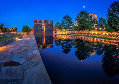 Oklahoma City National Memorial & Museum. Oklahoma City, OK