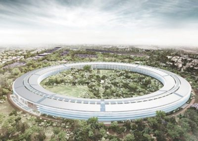 Apple Campus. Cupertino, CA