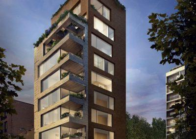 Jardim Condominiums. New York, NY