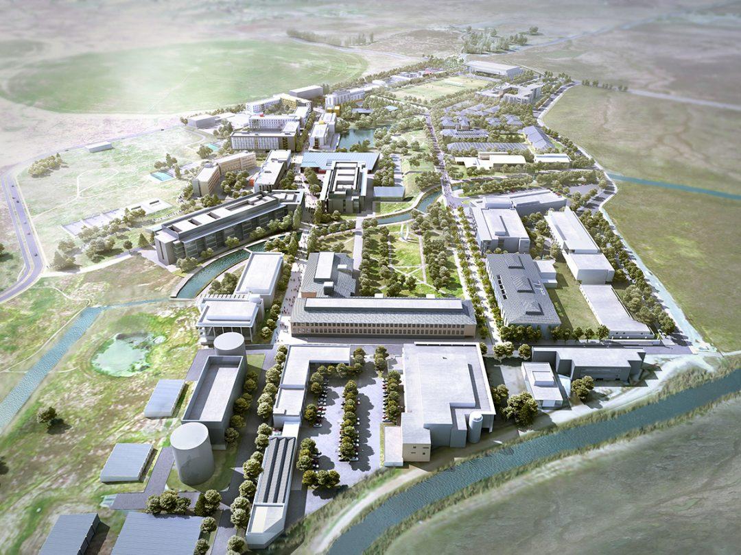 UC Merced 2020. Merced, CA