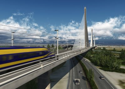 High Speed Rail. Sacramento, CA