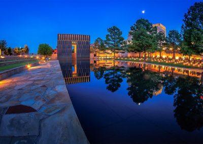 Oklahoma City National Memorial & Museum. Oklahoma City, OK