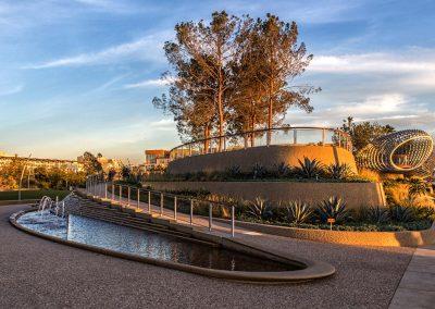 Tongva Park. Santa Monica, CA