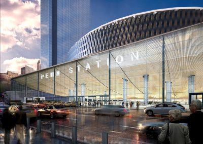 Penn Station. New York, NY