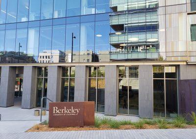 UC Berkeley's Tollman Hall. Berkeley, CA